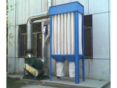 布袋除尘器工程图 (1)