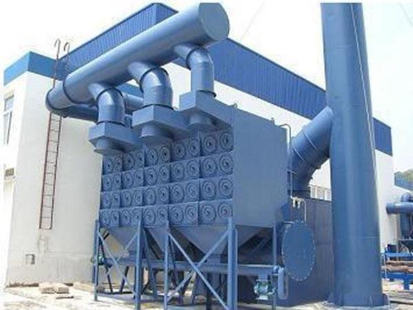 滤筒式除尘器工程图 (1)