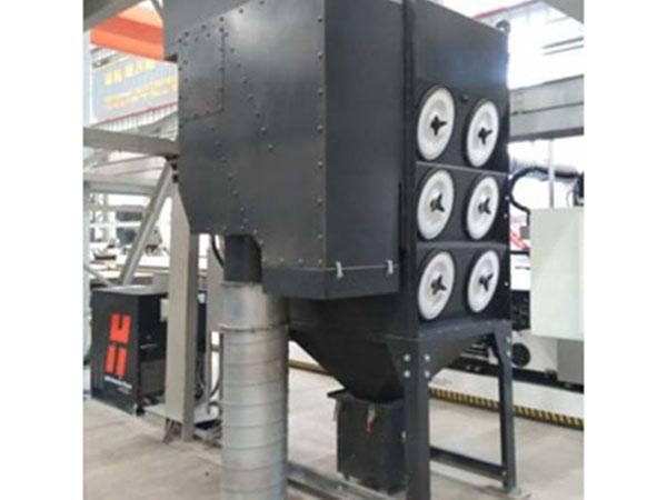 滤筒式除尘器工程图 (3)
