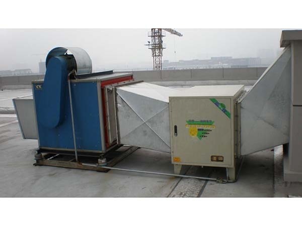 静电油烟净化器工程图 (3)