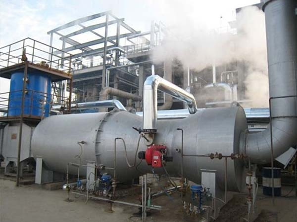 冲击式除尘器工程图 (2)